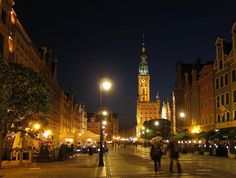 Evening lights by The Astrid, via Flickr