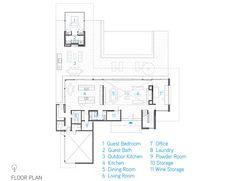 Retrospect Vineyards Residence - Swatt Miers Architects
