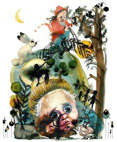 Naturen: Vidar Ulset om barn som blir mer konsentrerte og mindre hyperaktive av å være i naturen (DN+) - DN.no