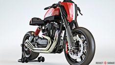 HD XR 1200XX - RocketGarage - Cafe Racer Magazine