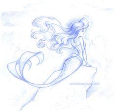 Ariel - classic-disney Fan Art