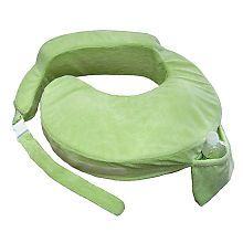 My Brest Friend nursing pillow- a nursing pillow with back support! Brilliant!