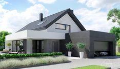 homify is an online platform for architecture, interior design, building and decoration. Dream House Plans, Modern House Plans, Modern House Design, Reforma Exterior, Sutton House, Modern Farmhouse Exterior, Facade House, House Exteriors, Home Design Plans