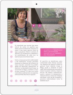 Contigo, app de mujeres que han superado cáncer de mama y ayudan con su experiencia a otras mujeres