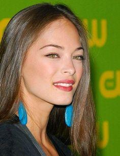 Kristin Kreuk - actress. Dutch/Chinese.