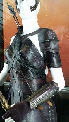 Wonder Woman movie General Antiope armor