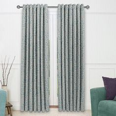 Want to choose kid friendly window treatments? Draperies are always cordless and a safer choice for kids.