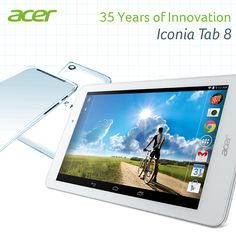 #iconiatab8 #iconia #tablette #acer #hightech
