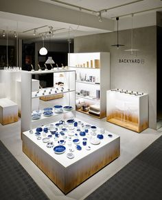Студия Nendo оформила магазин в Йокогаме