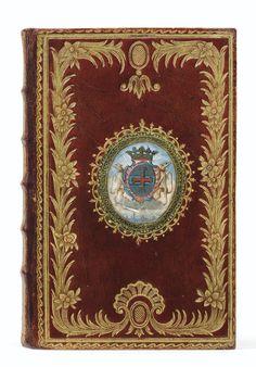 ALMANACH ROYAL, ANNÉE BISSEXTILE M. DCC. LXXII. PARIS, LE BRETON, 1772. Estimate 2,000 — 4,000 EUR