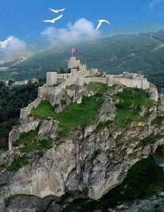 Boyabat kalesi - Sinop - Türkiye / Turkey