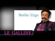Benito Urgu - LE GALLINE -esilarante !
