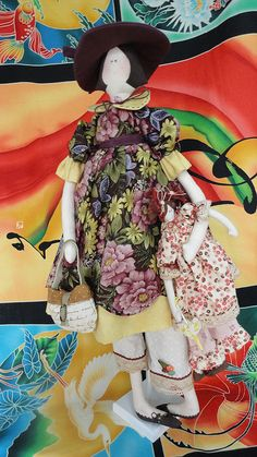 MANOELA - por Cris Lind by Cris Lind Ateliê, via Flickr