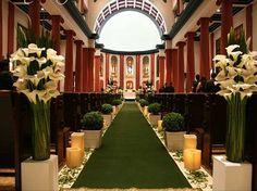 Flores igreja