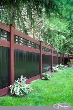 Small patio fence ideas privacy fence ideas cheap fence ideas for your garden privacy or perimeter . Vinyl Privacy Fence, Privacy Fence Designs, Garden Privacy, Backyard Privacy, Garden Fencing, Privacy Screens, Outdoor Fencing, Privacy Fences, Fence Panels