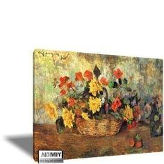 Νεκρη Φυση Λουλουδια 6, Πωλ Γκωγκέν