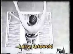 Trampoline History - - 1938 Larry Griswold & Sam Howard Diving Exhibition