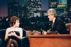 Helena Bonham Carter on The Tonight Show with Jay Leno | 27 November 1997