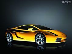 Papel de Parede - Lamborghini