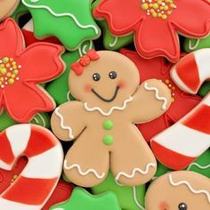 Sweet Sugarbelle Gingerbread Man or Girl Cookie Cutter and Fondant Cutter and Clay Cutter by BobbisCutters Gingerbread Man Cookies, Christmas Sugar Cookies, Christmas Treats, Christmas Baking, Christmas Pics, Christmas Gingerbread Men, Single Cookie, Royal Icing Cookies, Iced Cookies