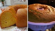 Portakallı Kek Yapımı ve Malzemeleri