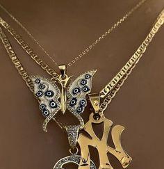 Cute Jewelry, Gold Jewelry, Jewelry Box, Jewelry Accessories, Fashion Accessories, Fashion Jewelry, Gold Necklace, Jewlery, Jewelry Ideas