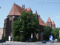 Marienwerder, Prussia---now Kwidzyn, Poland