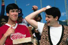 Ferris Bueller's Day Off (1986) directed by John Hughes