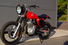 Honda Dominator NX650 – The retro dirtbike | CustomZone.info - The custom side