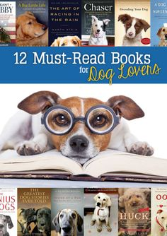 Whether you're looking for the most up-to-date information on dog behavior and the science of training, a heartwarming true story of loyalty and companionship, or a simply-can't-put-it-down novel that'll inspire you to hold your four-legged best friends a little closer, you'll find it in this list of 12 absolute must-reads for dog lovers, pet parents, and animal advocates.