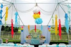 Spongebob Birthday Party Ideas | Photo 16 of 33 | Catch My Party
