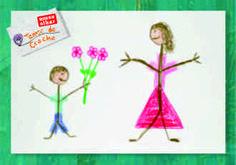 planejamento de datas comemorativas - desenho de criança