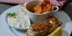 Fish & Chips med remulade – Berit Nordstrand