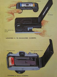 Instamatic camera ad