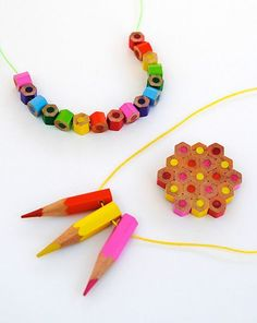 awesome for thsoe coloring emergencies :) LOL.. going to make some Ireckon for my kiddlets and Me..and maybe their frinde..make a nice key chain too! those nasty coloring pencils you can never sharpen!