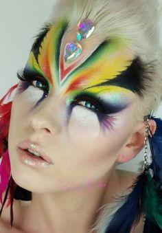 Resultado de imagen para makeup art