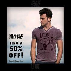 🏖I CRAZY SUMMER SALES di #Leone1947Apparel continuano! 🏖 Corri sul nostro store e scegli ciò che più ti piace! Sconti fino al 50%, spedizioni e primo reso gratuiti in tutta Italia!  Enjoy your Summer with us... Find out more here ➜ www.leone1947apparel.com   #WEARECOMBATSPORTS #sales #Leone #new #Spring #Summer #sportswear  #collection #man #boy  #details #shoponline #shopnow #discovermore
