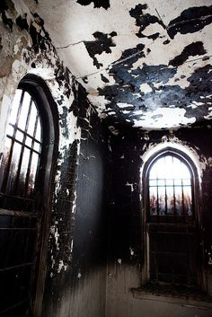 The Hudson River State Hospital in Poughkeepsie, NY
