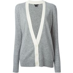 Jigsaw Cashmere V-Neck Cardigan ($105) ❤ liked on Polyvore ...
