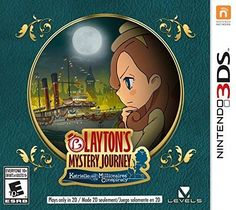 LAYTON'S MYSTER... is available in our store now! Check it out here! http://www.jnlgame.com/products/layton-s-mystery-journey-katrielle-and-the-millionaires-conspiracy-nintendo-3ds?utm_campaign=social_autopilot&utm_source=pin&utm_medium=pin