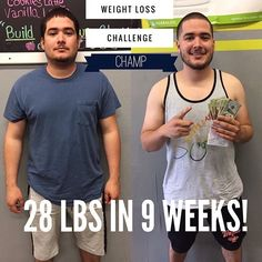 Last week our 9 week summer challenge came to an end! ****Shout out to the winner**** @bobby.gon lost 28 lbs in 9 weeks and has had a total transformation in his appearance and way of eating. It's been great to have him workout and hangout at the club with us. He has an amazing coach @dramirez8619 which is why I love Herbalife (Your not alone) . Not to mention his coach is his brother another reason why I love this life.  Congrats bro! -----------💥💥People who use Herbalife Formula 1  a day…