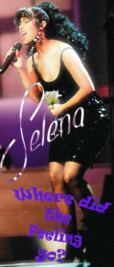 Where did the Feeling Go? Selena at the 1991 Tejano Music Awards