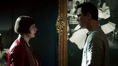 "Shut Eye 1x01 ""Death"" - Charlie Haverford (Jeffrey Donovan) & Rita (Isabella Rossellini)"