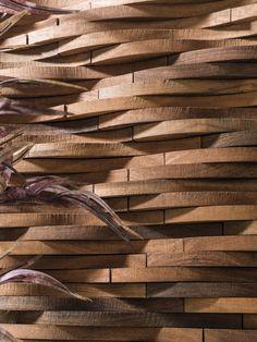 Revestimientos de madera para las paredes de L'Antic Colonial