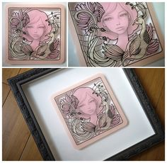 . audrey kawasaki .: . auction begins! .