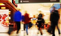 Top 10 Tips for Being Stuck in an Airport