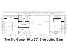 Home Decorators Hamilton Vanity Narrow House Plans, Shed House Plans, Cabin Plans, Tiny Mobile House, Tiny House Loft, Loft Floor Plans, House Floor Plans, Pre Built Cabins, Architectural House Plans
