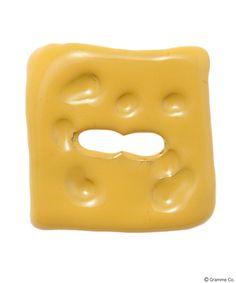 Cheese Charm (Yellow)