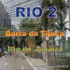 Rio 2 Barra da Tijuca Rio de Janeiro RJ