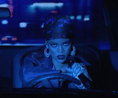 Shop FENTY BEAUTY by Rihanna at Sephora. Blue Aesthetic Dark, Purple Aesthetic, Aesthetic Beauty, Everything Is Blue, Purple Walls, Blue Pictures, Photo Wall Collage, Picture Wall, Blue Wallpapers